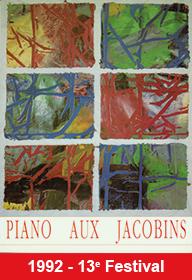 Piano aux jacobins 1992
