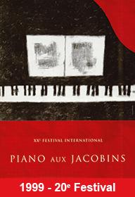 Piano aux jacobins 1999
