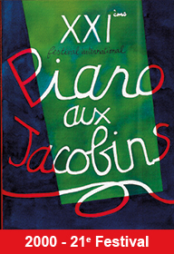 Piano aux jacobins 2000
