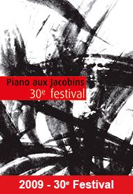 Piano aux jacobins 2009