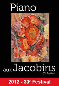 Piano aux jacobins 2012