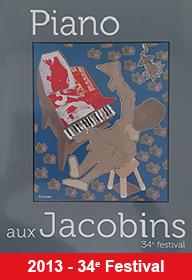 Piano aux jacobins 2013